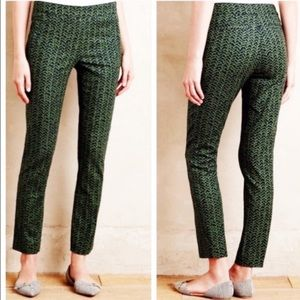 Anthropologie Cartonnier Kelly Ankle Pant